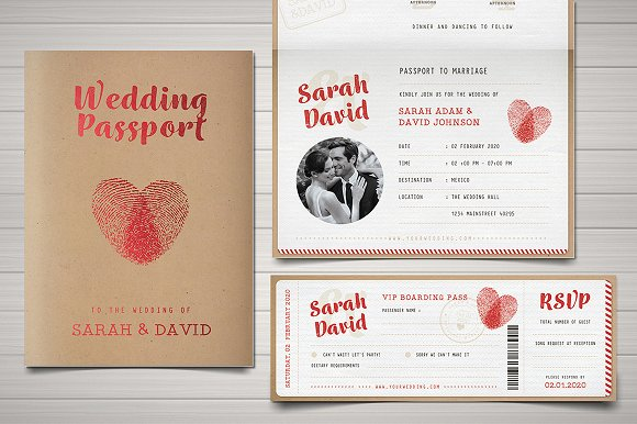 6 Unique Diy Ideas For Stylish Wedding Invitations Rachwed