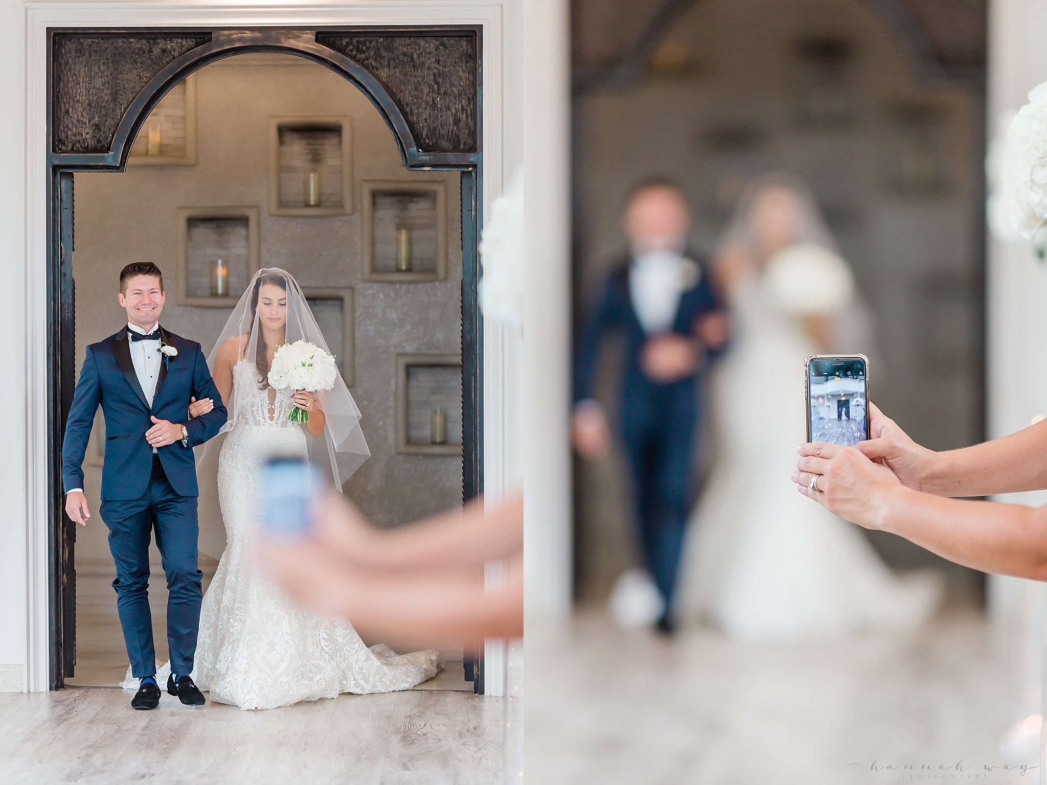 Official Wedding Photos.Guest Ruins Official Wedding Photo With Her Iphone