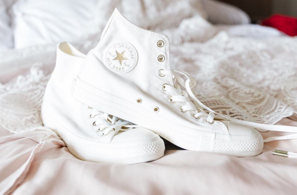 Line of Special Wedding Shoes