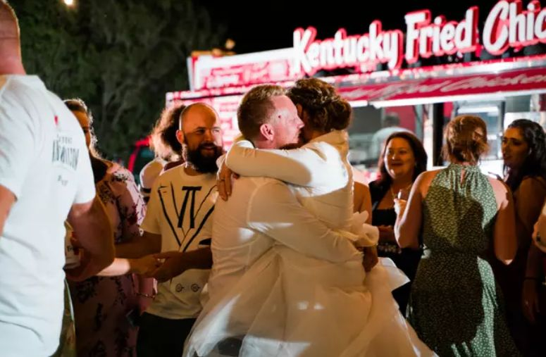 KFC Launches Wedding Service